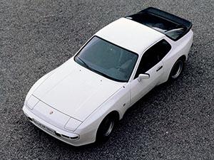 Porsche 944 3 дв. купе 944