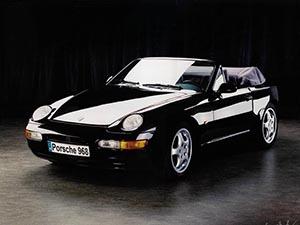 Porsche 968 3 дв. кабриолет Cabriolet
