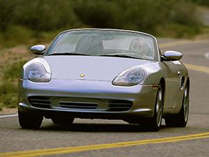 Porsche Boxster 2 дв. родстер Boxter