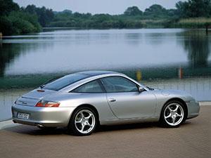 Porsche 911 2 дв. купе Carrera