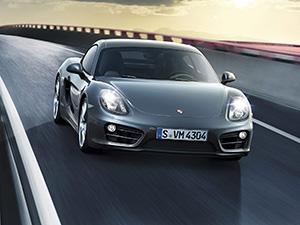 Porsche Cayman 2 дв. купе Cayman