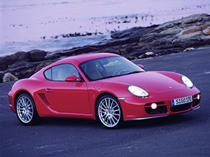 Porsche Cayman 3 дв. купе Cayman
