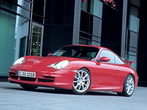 Porsche 911 2 дв. купе GT3