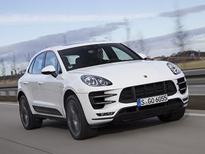 Porsche Macan 5 дв. кроссовер Macan