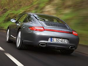 Porsche 911 2 дв. купе Targa