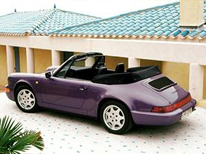 Cabriolet с 1989 по 1993