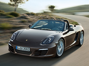 Технические характеристики Porsche Boxster