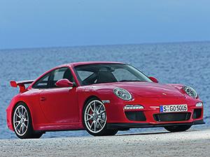 GT3 (997) с 2009 по