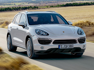 Технические характеристики Porsche Cayenne