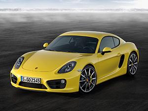 Технические характеристики Porsche Cayman