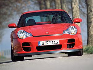GT2 (996) с 2001 по 2006