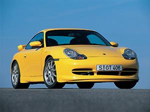 GT3 (996) с 1999 по 2001