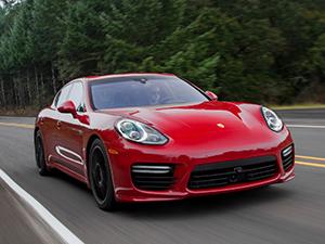 Технические характеристики Porsche Panamera