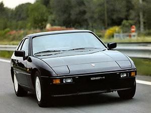 Технические характеристики Porsche 924