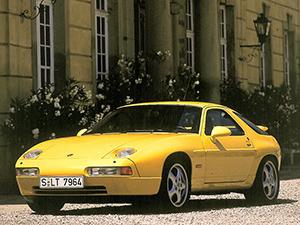 Технические характеристики Porsche 928