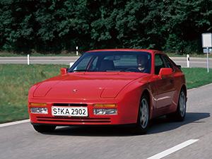 Технические характеристики Porsche 944