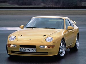 Технические характеристики Porsche 968