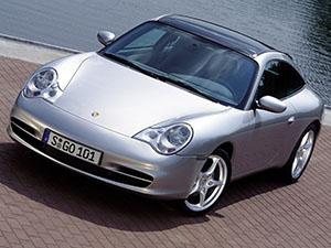 Carrera с 2001 по 2004