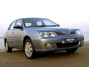 Proton Impian 4 дв. седан Impian