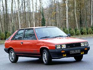 Renault 11 3 дв. хэтчбек 11