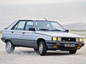 Renault 11 5 дв. хэтчбек 11