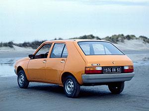 Renault 14 5 дв. хэтчбек 14