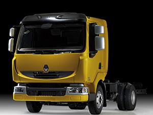 Renault Midlum 2 дв. фургон изотермический 180.13
