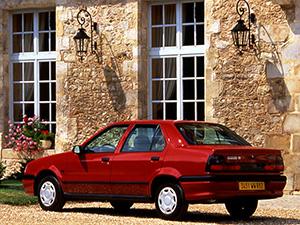 Renault 19 4 дв. седан 19
