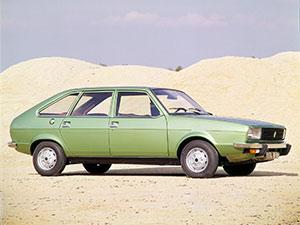 Renault 20 5 дв. хэтчбек 20