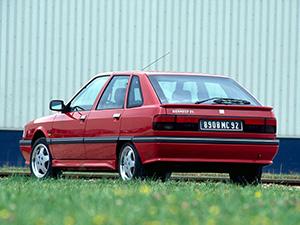 Renault 21 5 дв. хэтчбек 21