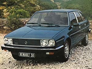 Renault 30 5 дв. хэтчбек 30