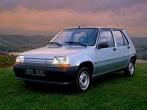 Renault 5 5 дв. хэтчбек 5