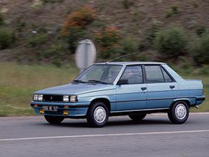 Renault 9 4 дв. седан 9
