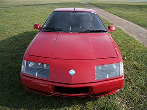 Renault Alpine 2 дв. купе A610