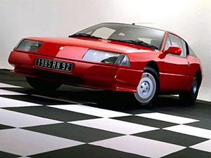 Renault Alpine 2 дв. купе Alpine