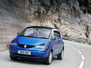 Renault Avantime 3 дв. минивэн Avantime