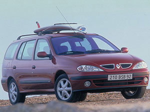 Renault Megane 5 дв. универсал Break