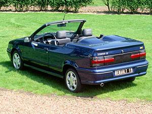 Renault 19 2 дв. кабриолет Cabriolet