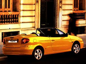 Renault Megane 2 дв. кабриолет Cabriolet