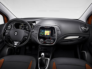 Renault Captur 5 дв. кроссовер Captur
