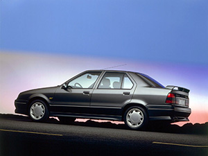 Renault 19 4 дв. седан Chamade
