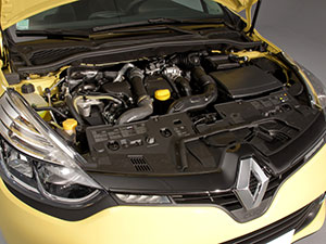 Renault Clio 5 дв. хэтчбек Clio