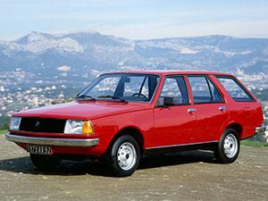Renault 18 5 дв. универсал Combi