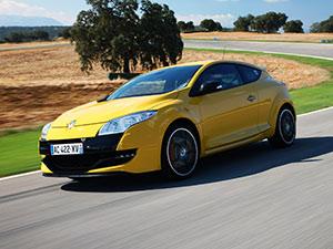 Renault Megane 2 дв. купе Coupe