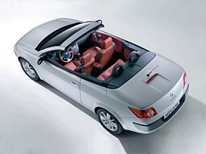 Renault Megane 2 дв. кабриолет Coupe-Cabriolet