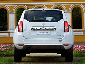 Renault Duster 5 дв. кроссовер Duster