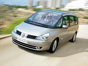 Renault Grand Espace 5 дв. минивэн Espace