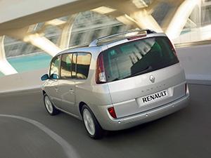 Renault Espace 5 дв. минивэн Espace