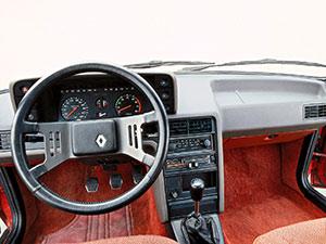 Renault Fuego 3 дв. купе Fuego