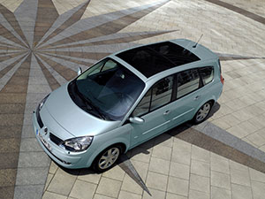 Renault Scenic 5 дв. минивэн Grand Scenic